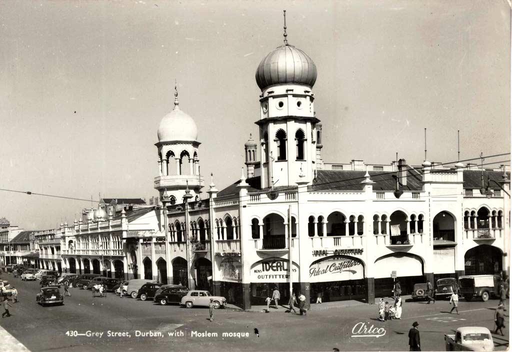 Throwback Thursday Juma Masjid Mosque In Durban Afktravel