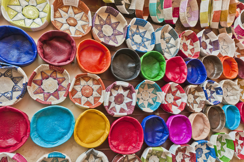 An a to z of moroccan arts and crafts afktravel for Arts and crafts workshops near me