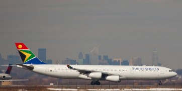 South African Airways Offers Flights From US To Joburg From US$899