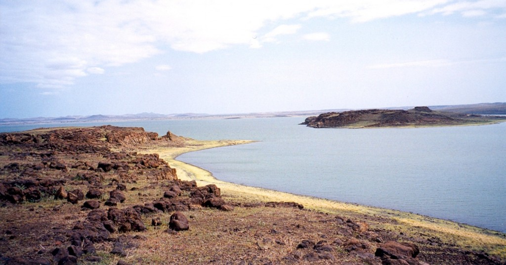 Lake Turkana (courtesy of Wikipedia Creative Commons)