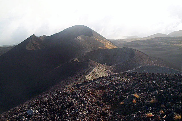 Mount Cameroon (Amcaja/Wikipedia Commons)