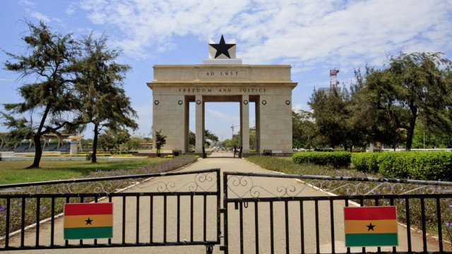 Ghana Tourism To Benefit From Ebola Outbreak
