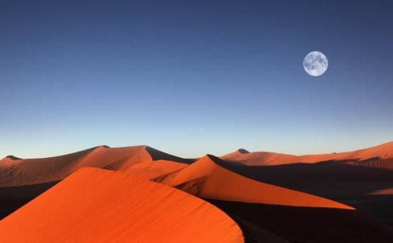 namibia moonrise small