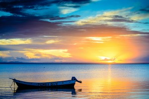 Photo Of The Day: Sunrise In Pemba