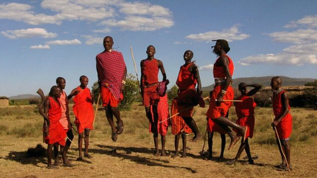 Maasai. Photo: commons.wikimedia.org