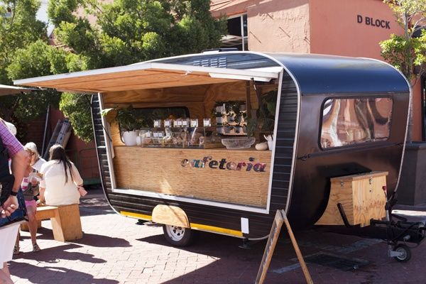 Gourmet On The Go Best Food Trucks In Cape Town
