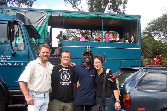 (Overlanding Africa/Flickr)