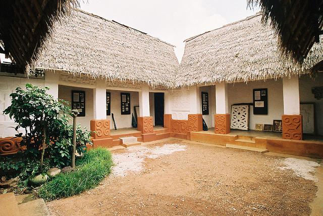 asante buildings