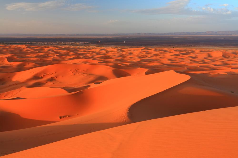 erg chebbi dunes