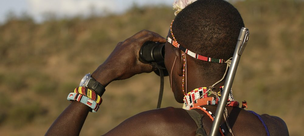 Travel Tip Of The Day: Engage Your Safari Guide