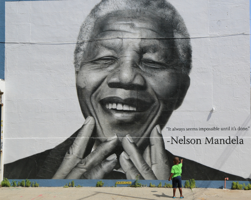 nelson mandela legacy in leadership A panel of experts assess nelson mandela's life and legacy and discuss whether  he can be considered the 20th century's greatest leader.