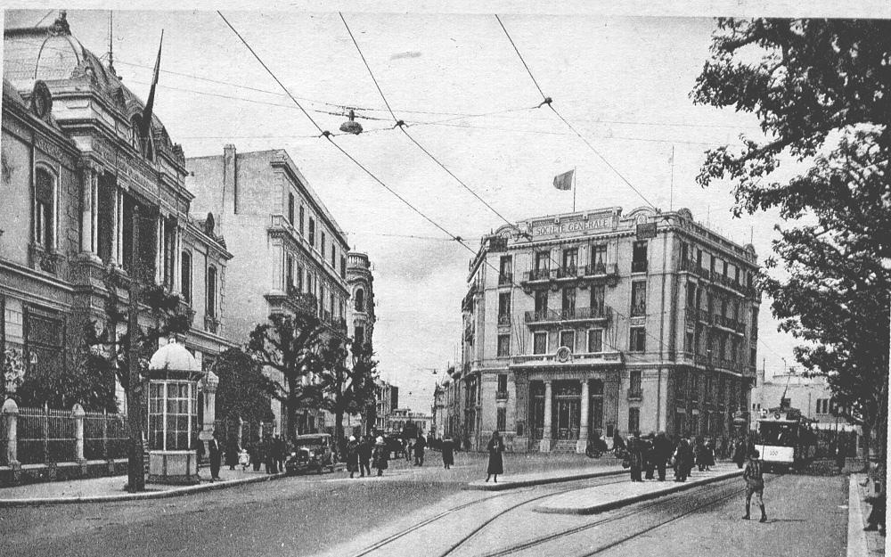 rue de rome tunis
