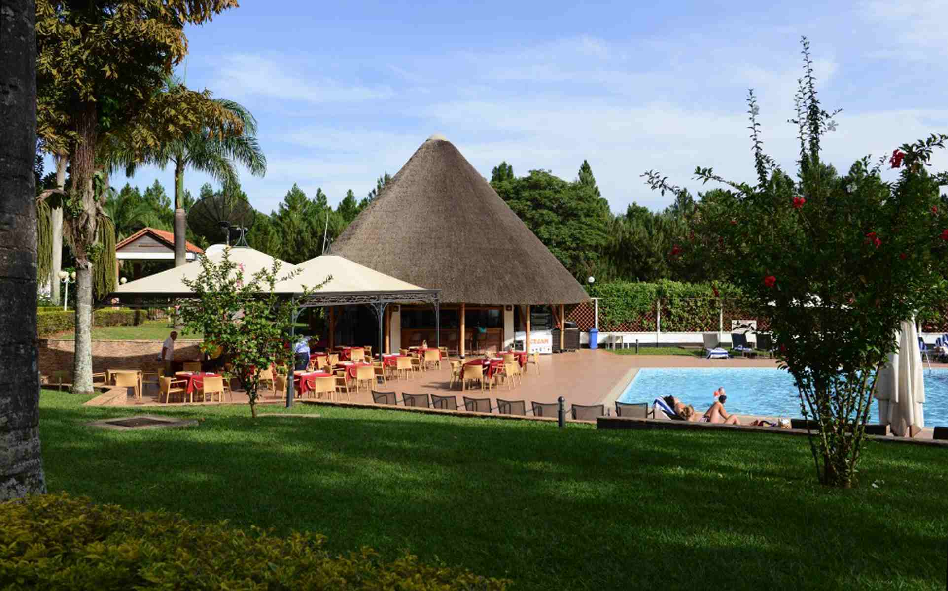 Entebbe Airport Hotel