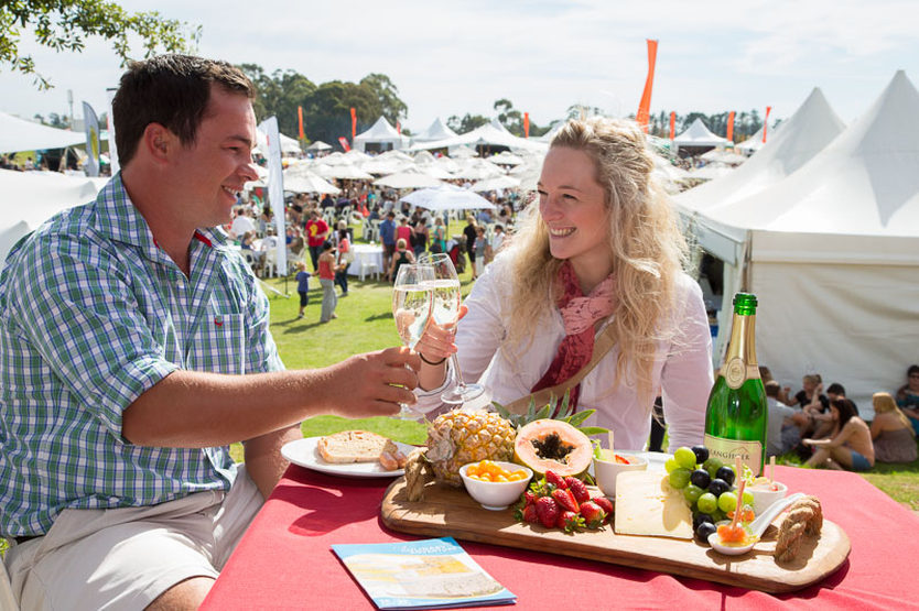 Eat, Drink And Be Merry: Festivals In South Africa's Winelands