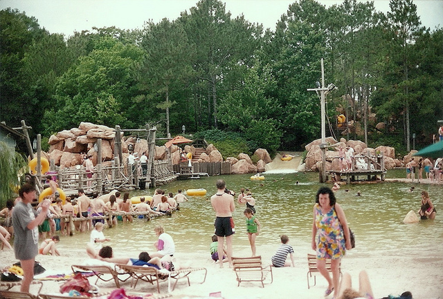 Discovery Island And River Country Water Park