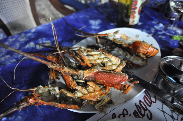 senegal seafood