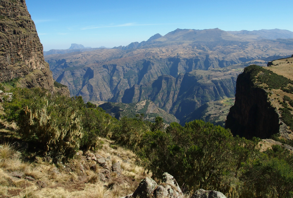 A Guide To Hiking Ethiopia's Simien Mountains | AFKTravel