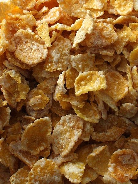 Cereal (Jorge Barrios/ Wikimedia Commons)