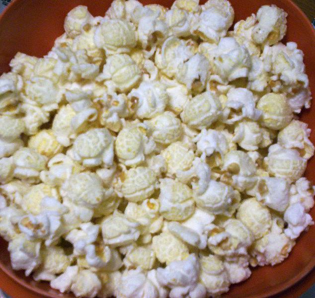 Kettle Corn (msgohan/ Wikimedia Commons)
