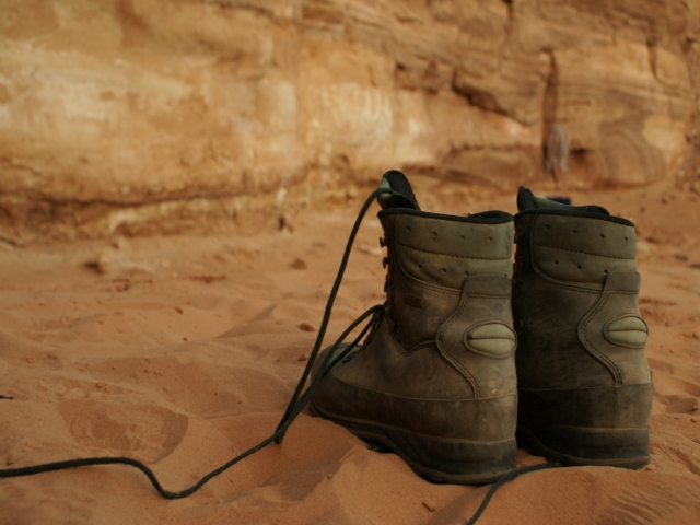 Boots (Florian Prischl/Wikimedia Commons)