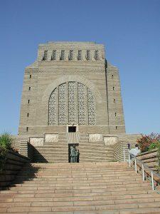 Voortrekker Monument, Pretoria
