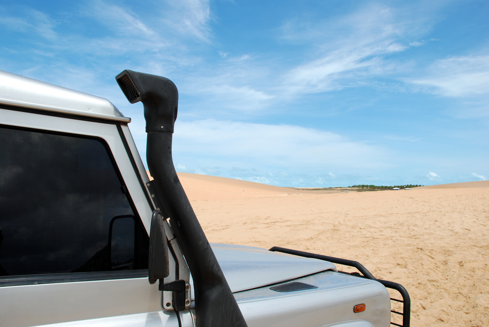 Travel Tip Of The Day: Pay Extra For A Better Safari Seat