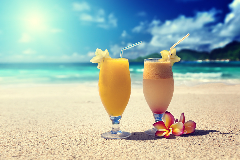 How About A Cocktail Seychelles Style Afktravel