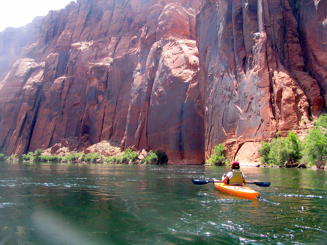 15 Most Scenic Kayaking Destinations In The United States