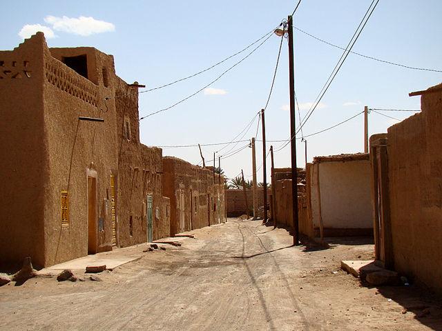 Merzouga Street