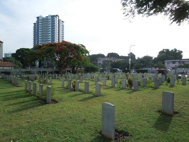 War Cemetary Dar es Salaam