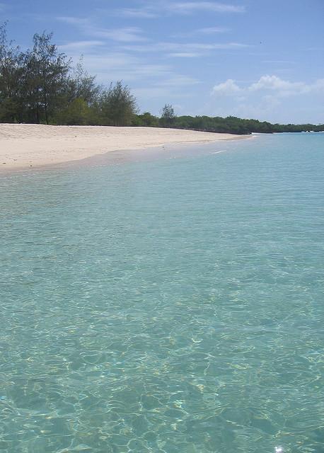Mbudya in Dar es Salaam Marine Reserve System