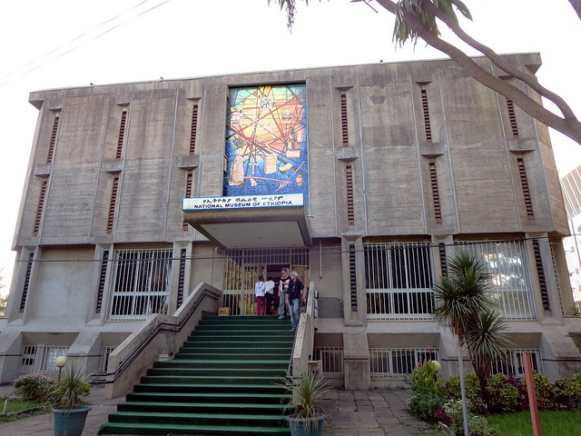 National Museum in Addis Ababa