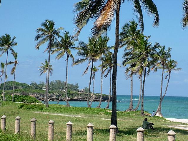 Beach Dar es Salaam
