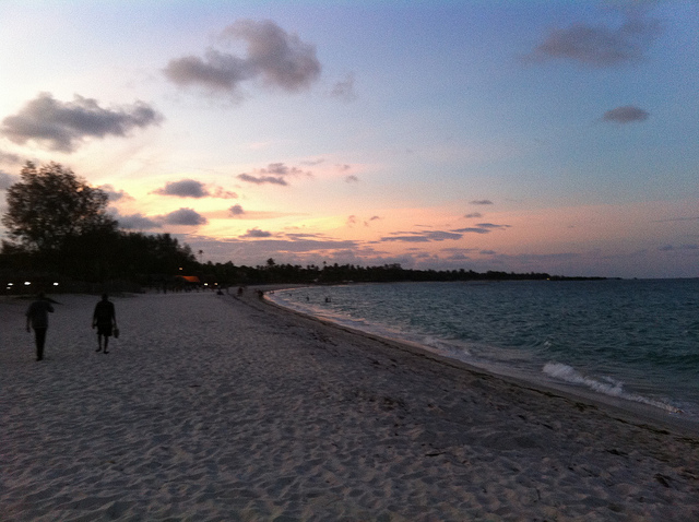 South Beach in Dar