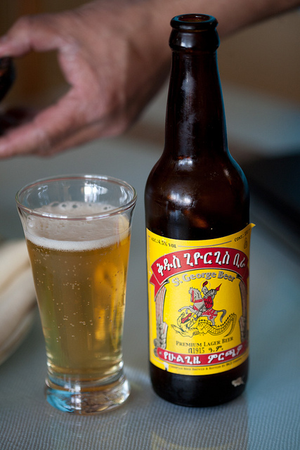 St George's Beer Ethiopia