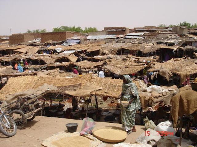 chad market