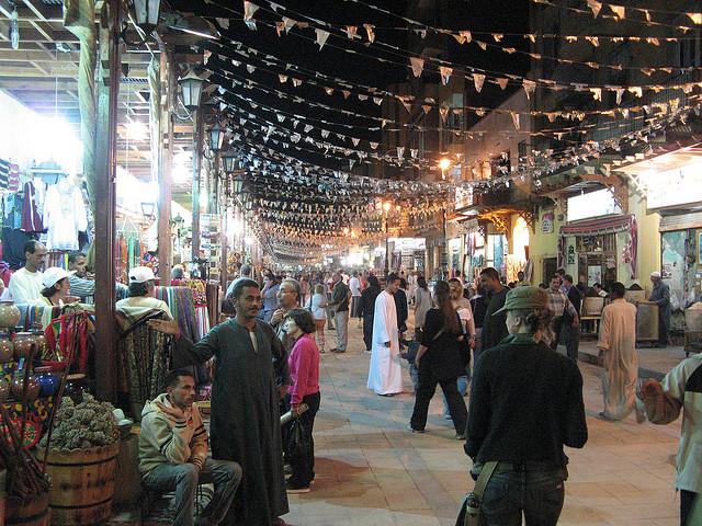 egypt souk