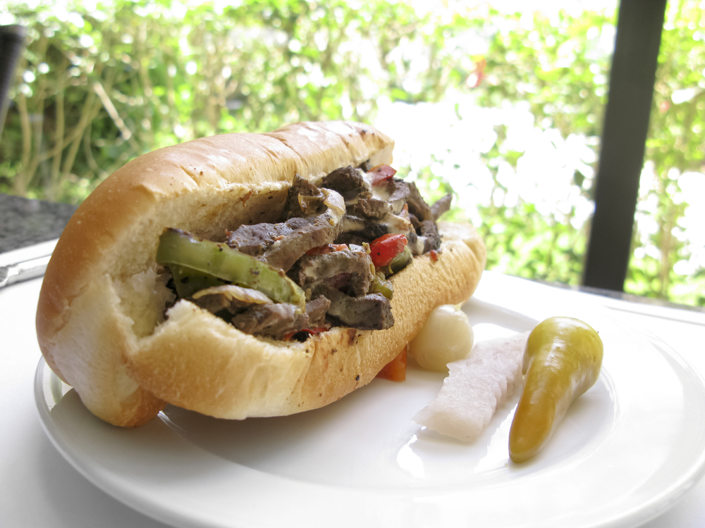 egyptian liver sandwich