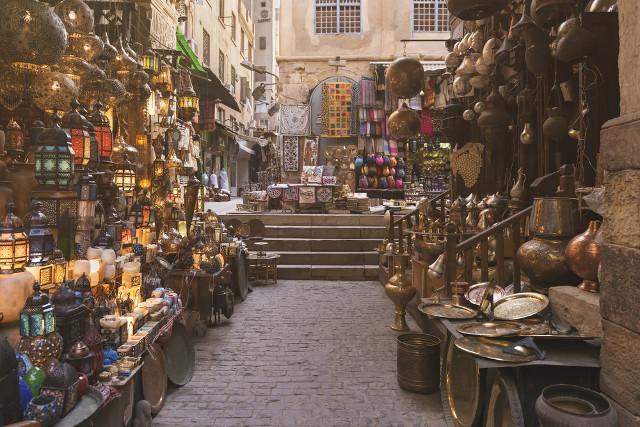 khan al khalili market