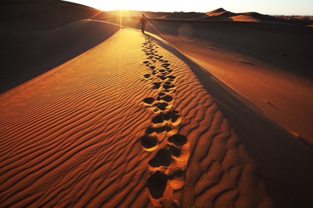 namib hike