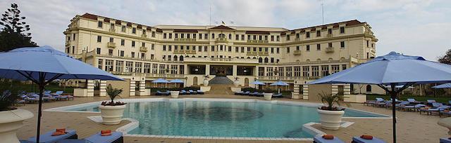 polana serena hotel in maputo