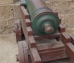 Moroccan Cannon