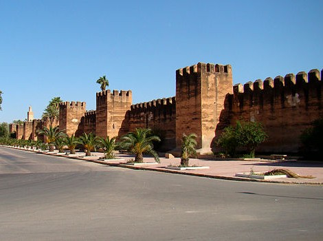 The Walled City of Taroudant