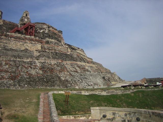 Fortaleza Real de San Felipe in cape verde