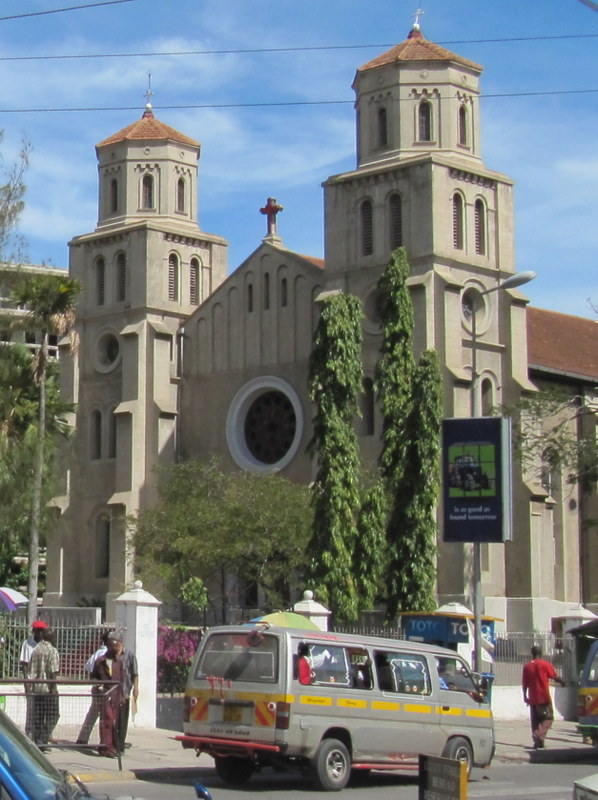 Holy Ghost Cathedral, Mombasa