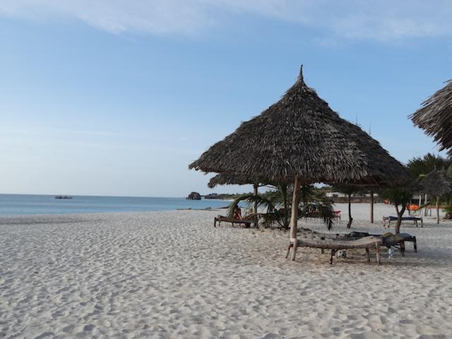 Kendwa_Beach in tanzania