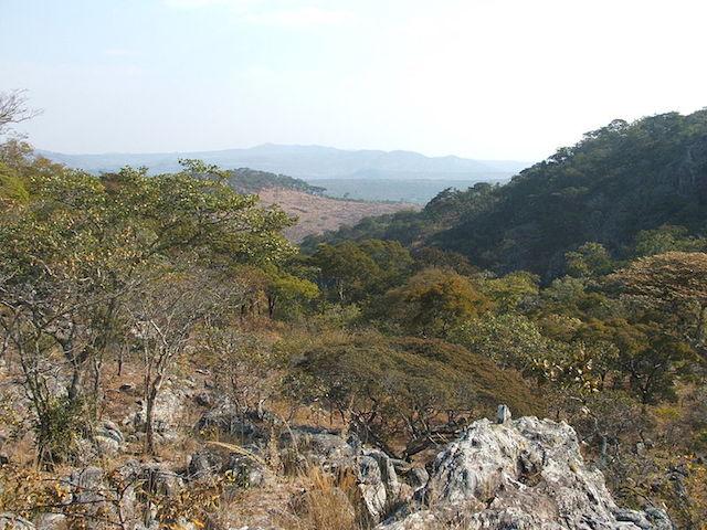 Kundalila_Falls in zambia