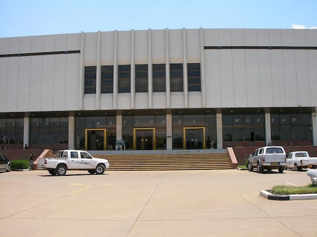 Lusaka_National_Museum in zambia