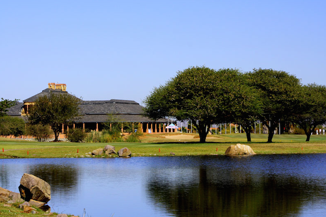 Phakalane Golf Estate and Hotel Resort in botswana