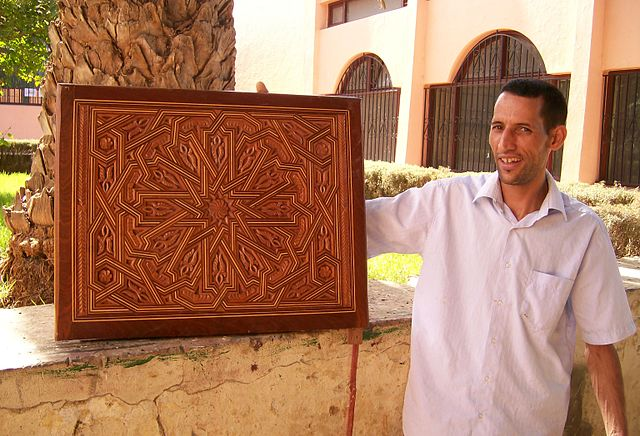 Morocco Woodwork